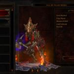 Completing Diablo III Inferno in Hardcore mode (Part 1)